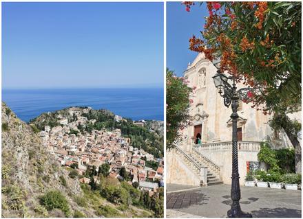 Vadrouille en Sicile (1/3) : Catane/Syracuse/Taormine/Marzamemi