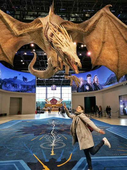 Retour dans les Studios Harry Potter de Londres