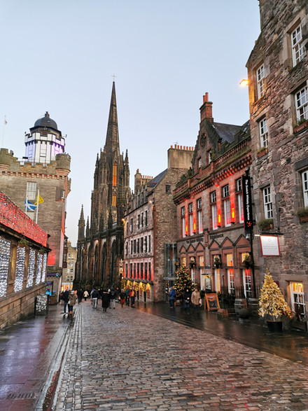 St Andrew's Day - Recommandations Food et Films pour un week-end 100% Scottish !