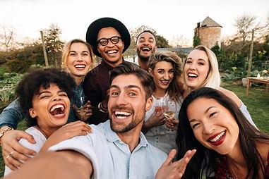 bigstock-Friends-Making-A-Selfie-Togeth-
