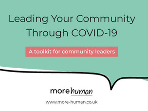 How to Lead Your Community Through COVID-19