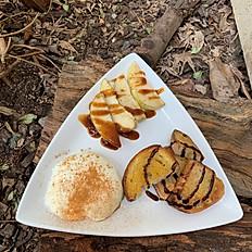Pear & Fig Burrata