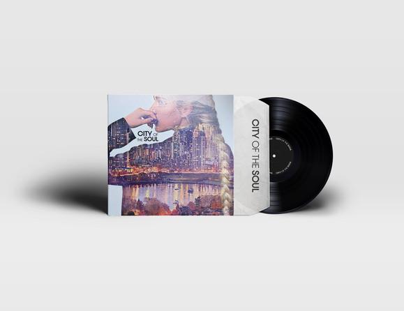 City of the Soul - Album Cover