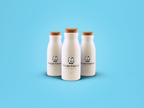 Fresh Farms - Milk