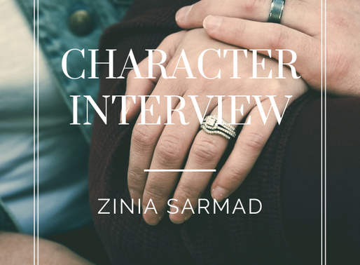 Character Interview: Zinia Sarmad