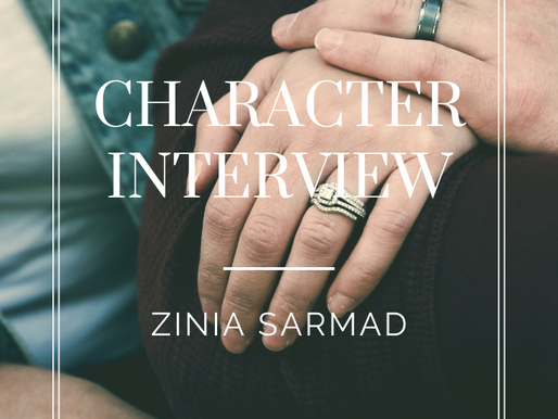 Character Interview: Zinia Sarmad