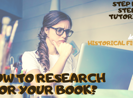 How to Research for Your Book? (Step-by-Step Tutorial)