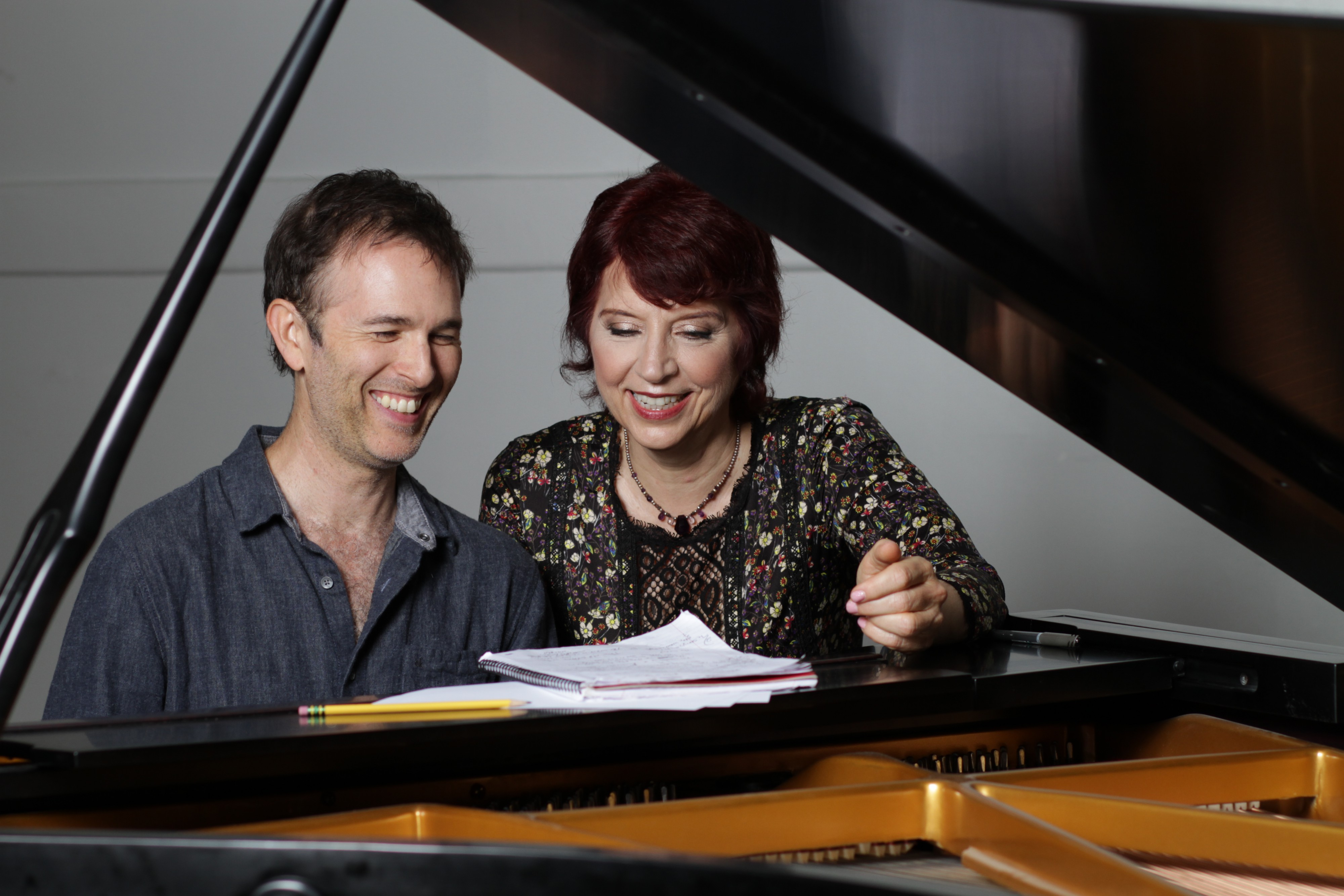 Jude Treder-Wolff and Wells Hanley, co-c