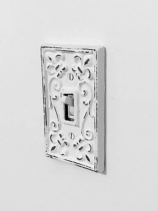 Light Switch Cover, Light Switch Plates, Outlet Covers, Plug Cover, Shabby Chic, Switchplate, Outlet Plate Covers,