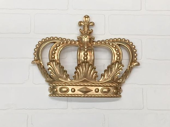 Gold Crown, Crown Canopy, Bed Canopy, Bed Crown, Wall Crown, Crown Wall Décor, Bed Crown Canopy, Canopy Crown, Teester, Nurse