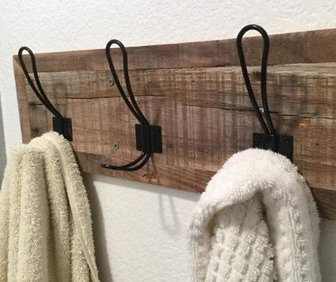 Small Wire Farmhouse Hook