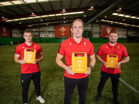 Defibrillators For All Clubs