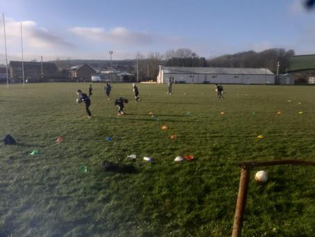 U8's In Training