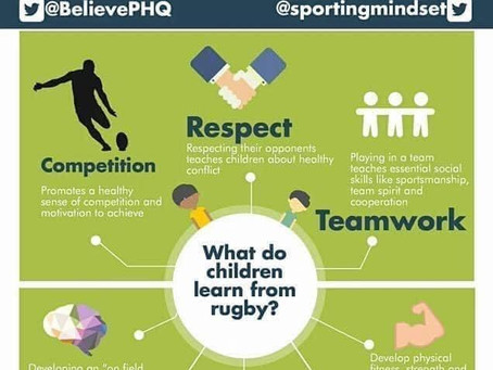 Why Play Rugby?