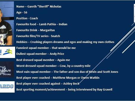 Player Profile (Coach)