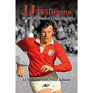 JJ Williams 1948-2020