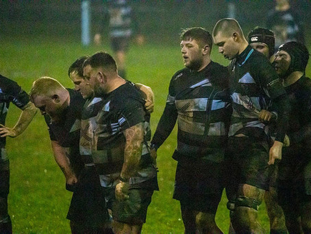2nds draw against Pencoed 2nds