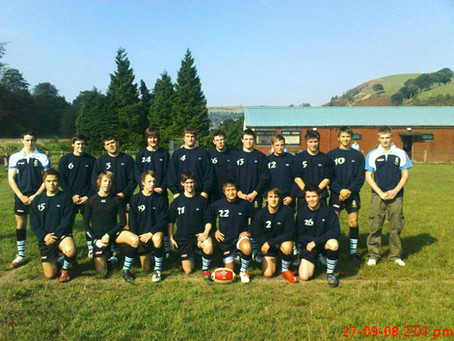 Llanharan Youth 2008