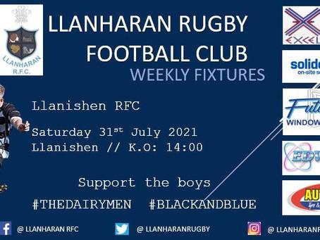 Llanishen Game Off