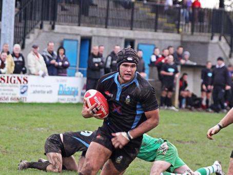 Llanharan v Caerphilly October 2009
