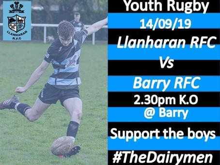 Llanharan RFC Youth