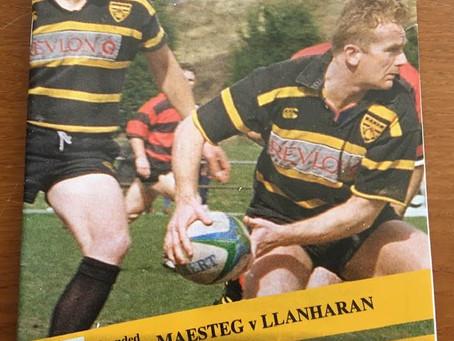 Llanharan v Maesteg