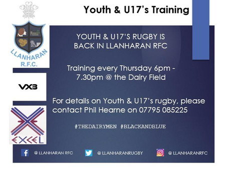 U17 And Youth Rugby