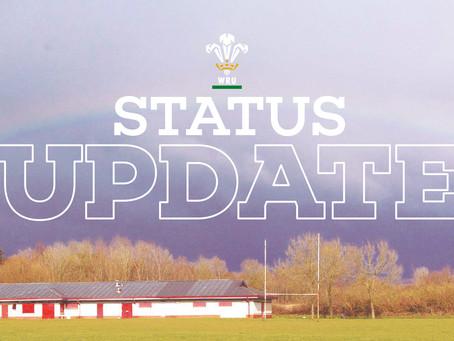 WRU Status Update