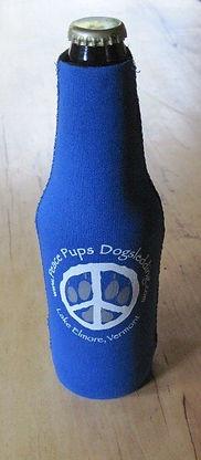 Peace Pups Koozie