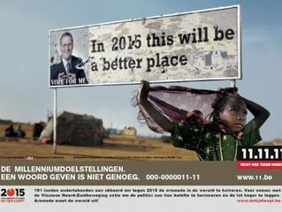 Nieuwe ontwikkelingsdoelen na 2015?