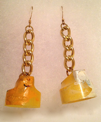OsoBombin Fatcap Earrings