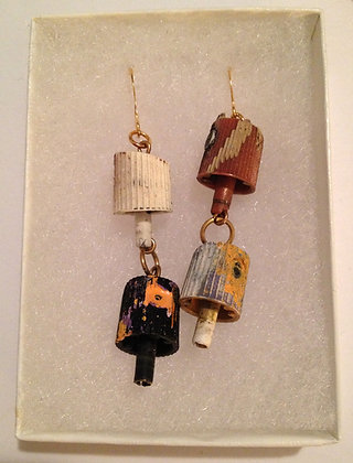 OsoBombin Spraycap Earrings