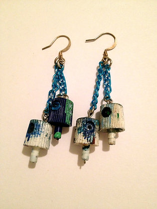 OsoBombin Spraycap Earrings