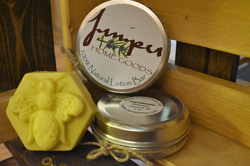 100% Natural Lotion Bars - 2oz