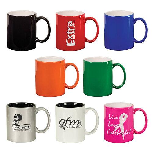 11 oz.ceramic mug