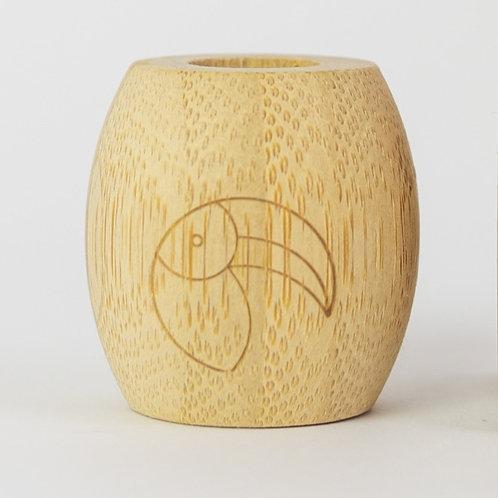 Soporte de bambú