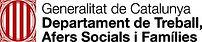 Logo Departament de Treball, Afers Socia