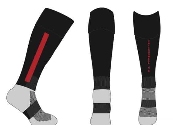 Crickhowell High - Sport Sock