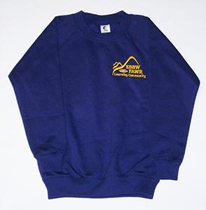 Ebbw Fawr Crew Neck Sweatshirt