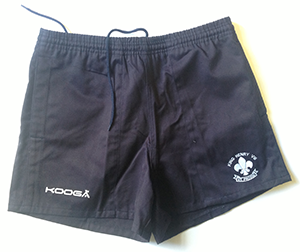 Rugby Shorts Navy King Henry