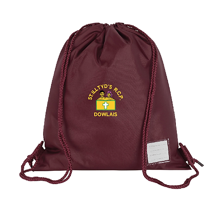 St.Illtyds Gym Bag