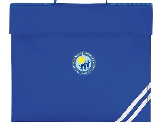 Cantref Primary School Bookbag