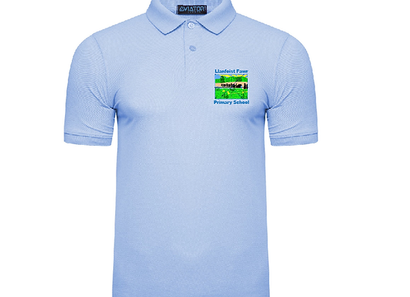 Llanfoist Primary Polo Shirt