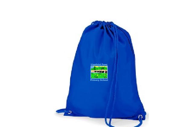 Llanfoist Gym / Swim Bag
