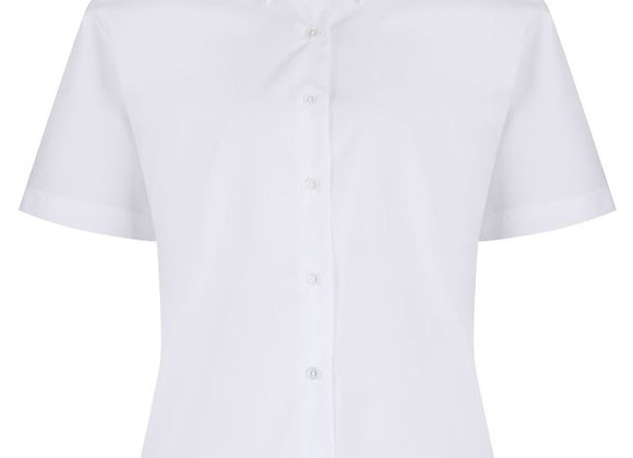 Idris Davies - Short Sleeve Blouse (Twin Pack)