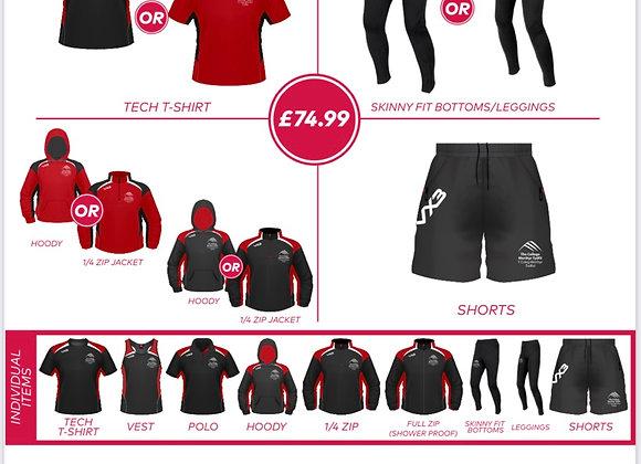 Merthyr College Sports Kit Bundle