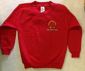 Glyncoed Crew Neck Sweatshirt