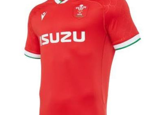 Welsh Rugby Supporters Shirt