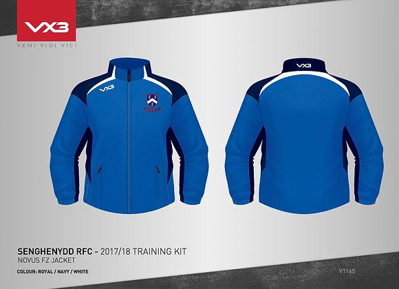 Senghenydd 2017/2018 FZ Jacket