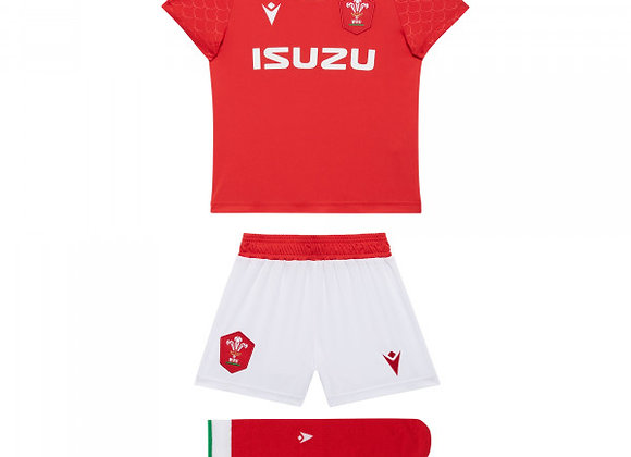 Children's Welsh Rugby Kit